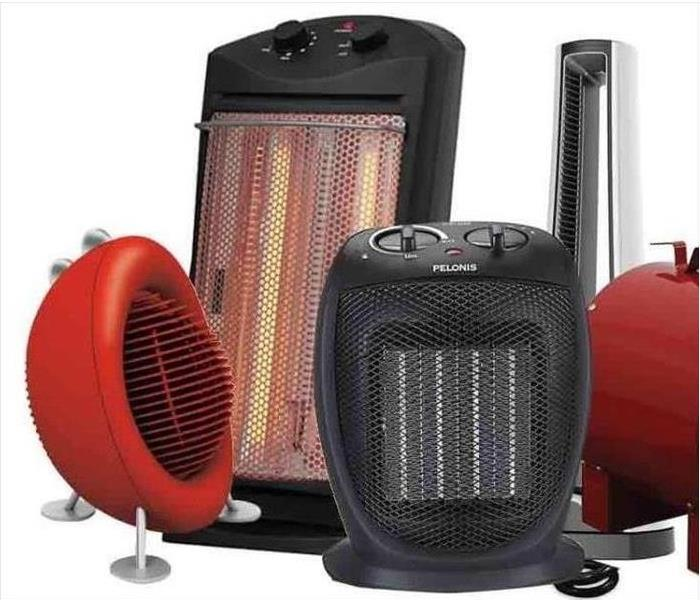 multiple space heaters