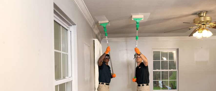 Fort Smith, AR fire smoke damage restoration